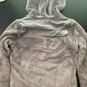 Girls North Face Oso Hiodie